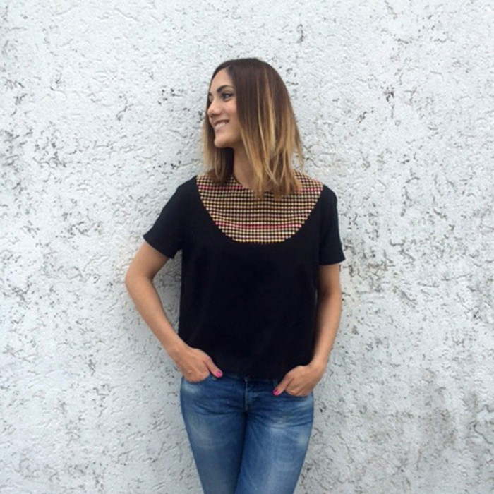 Indie Sewing pattern - Pollux Top