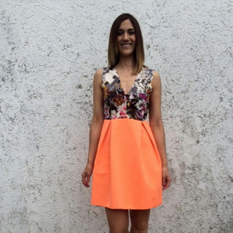 D'une Ou Alvernia Patron Couture De Soirée Estival Robe Pour FWEvrF0xn