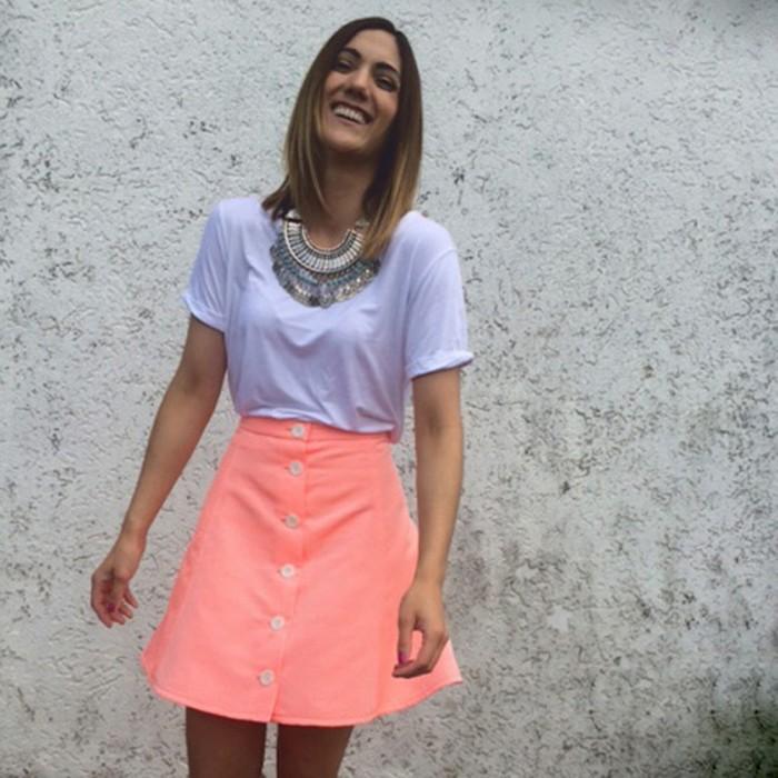 Patron de couture - Jupe Cemette