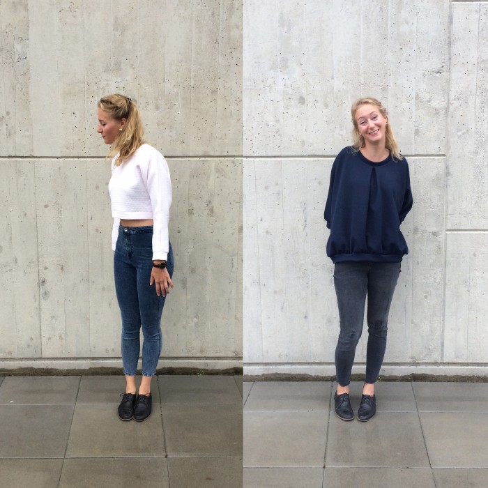 Sewing pattern - Rigi Jumper