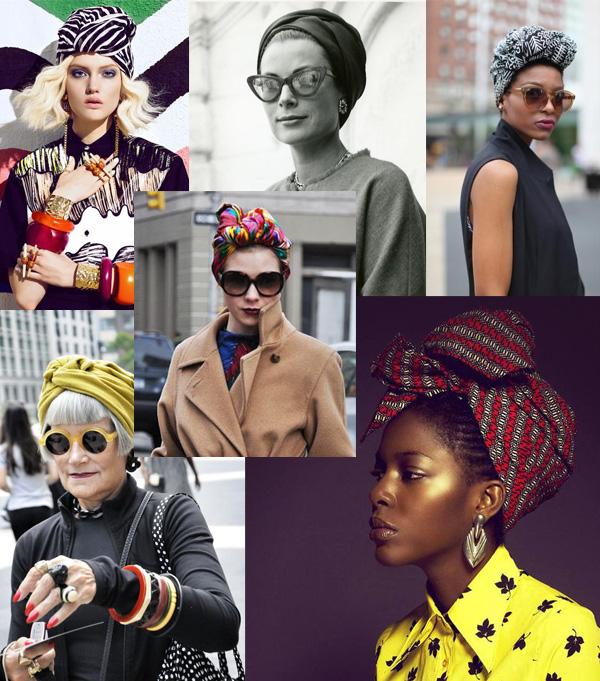 Inspiration patron de couture du turban Surimani