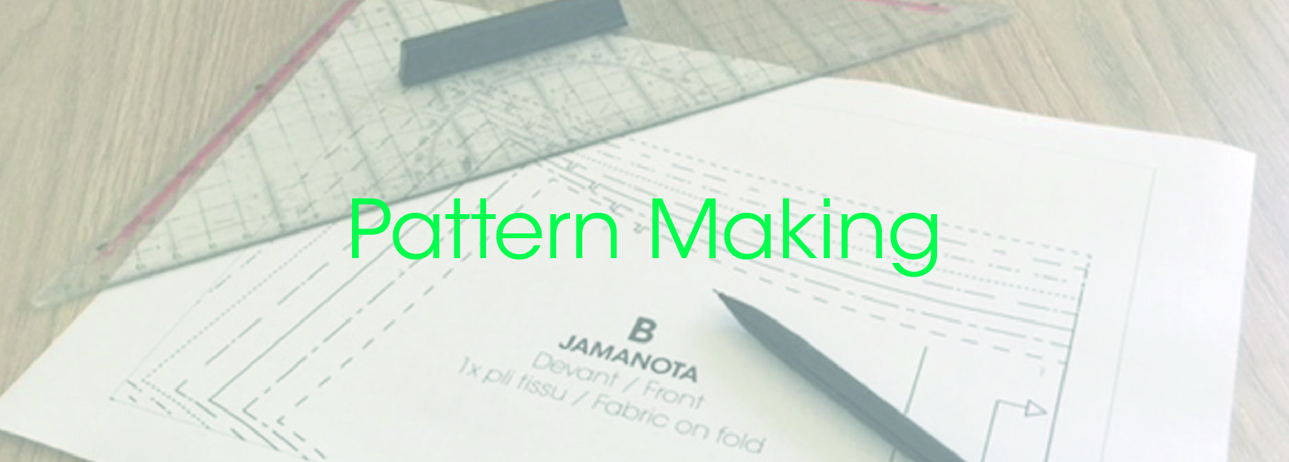 Pattern making - How to modify a sewing pattern