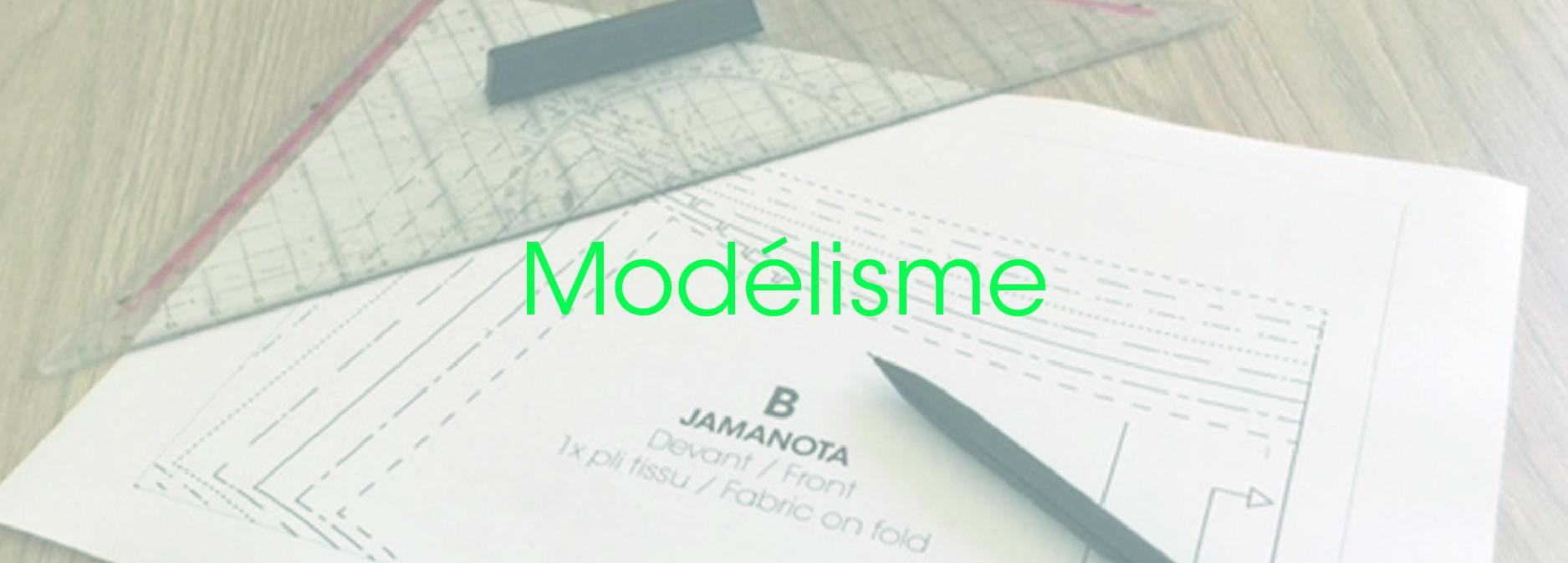 Modélisme - Comment modifier un patron de couture