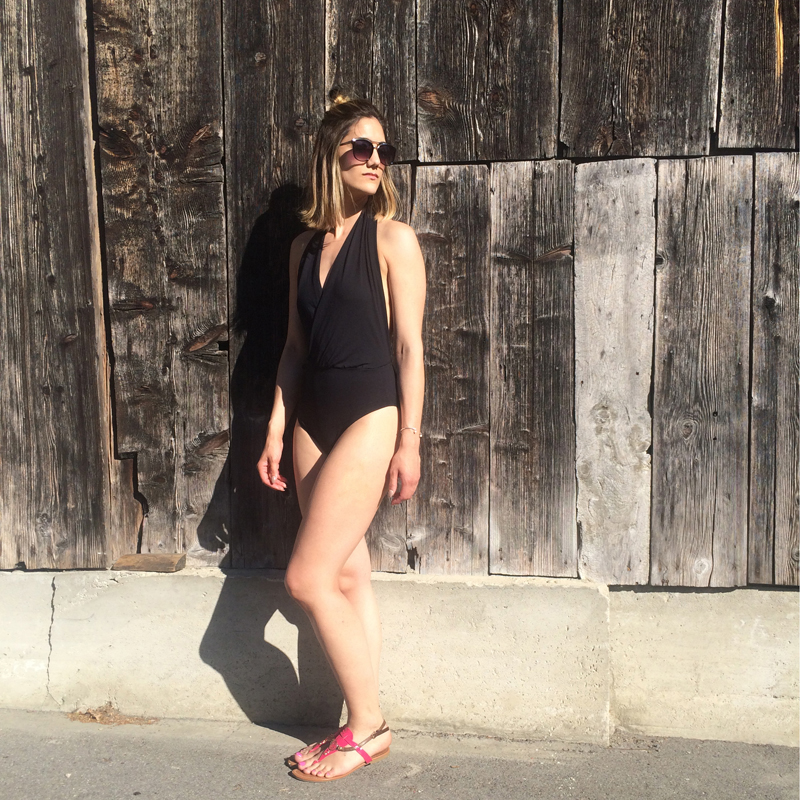 Patron de couture indépendant - Maillot Jamanota