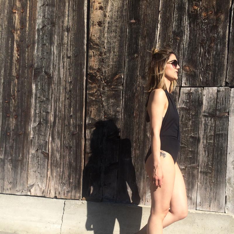 Patron de couture indé suisse - maillot de bain Jamanota