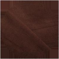 TISSU PIQUE DE COTON HOT CHOCOLATE