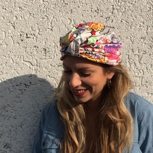 Comics hat