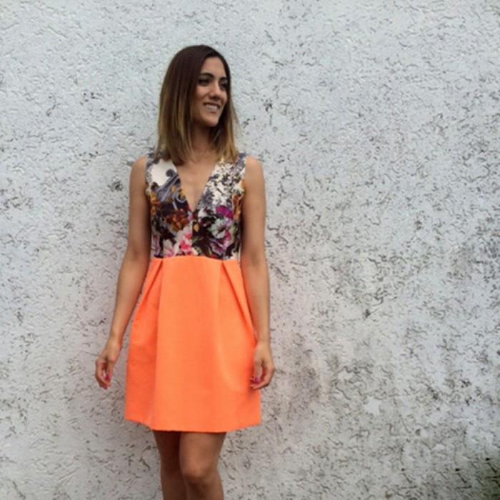Patron de couture - Robe Alvernia