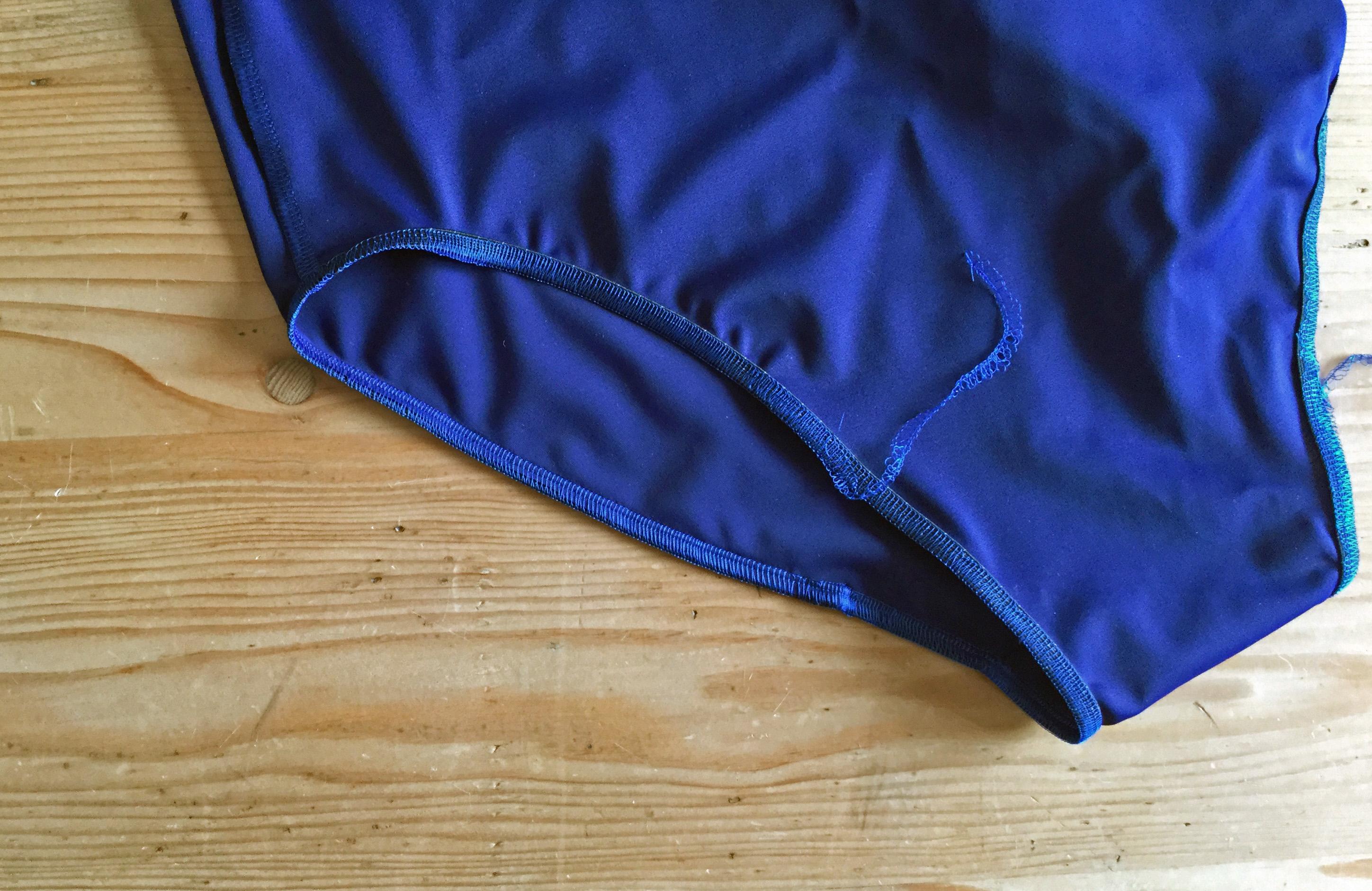 How to sew a swimwear