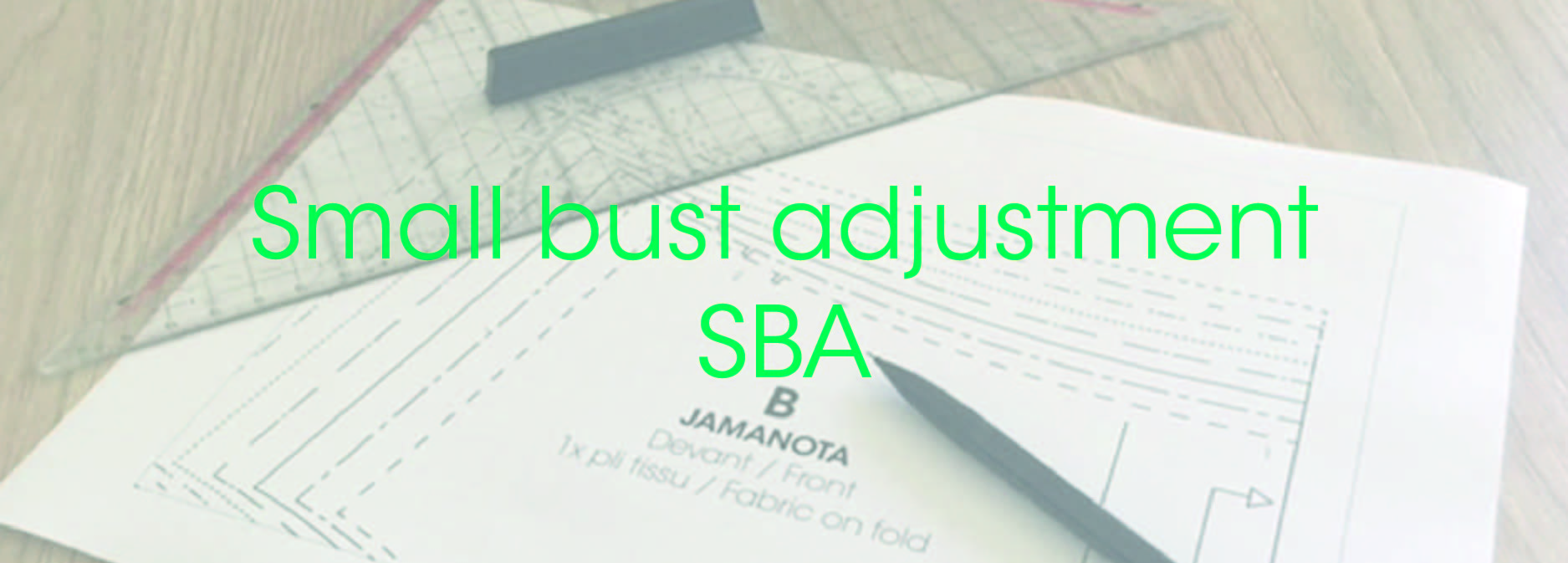 Pattern_making-How_to_make_a_small_bust_adjustment_SBA