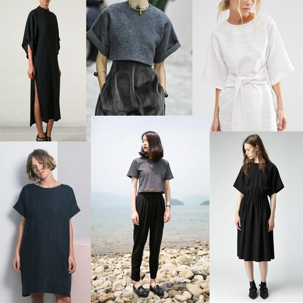 Inspiration robe et corsage Makalu