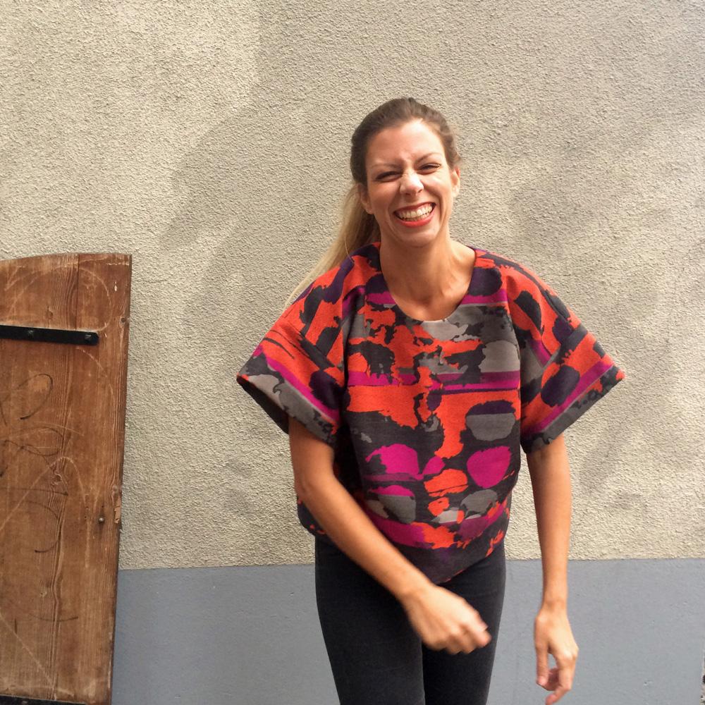 Patron de couture indé - Corsage Makalu