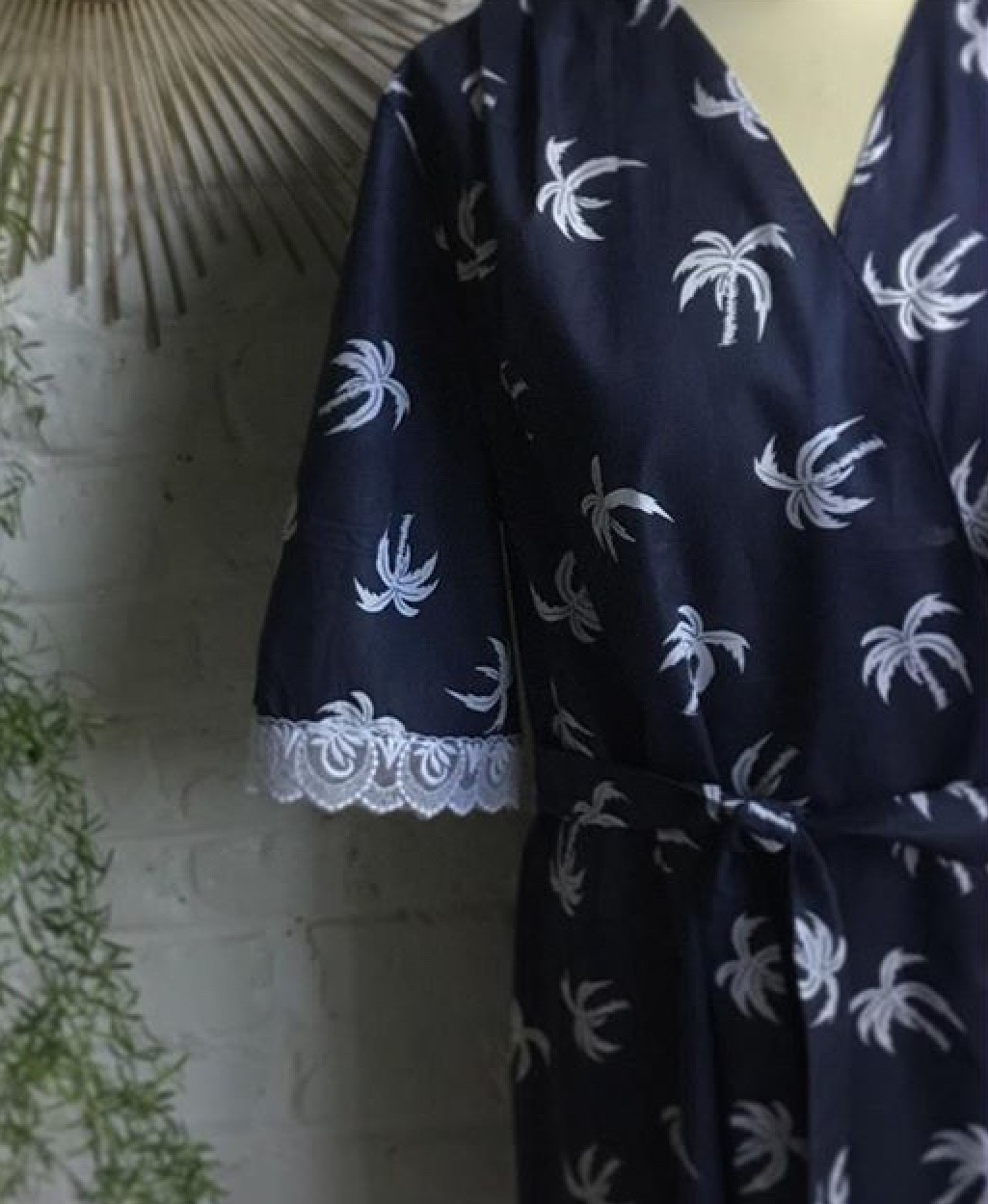 patron de couture - Peignoir Hérens Robe de chambre Poppy Sew