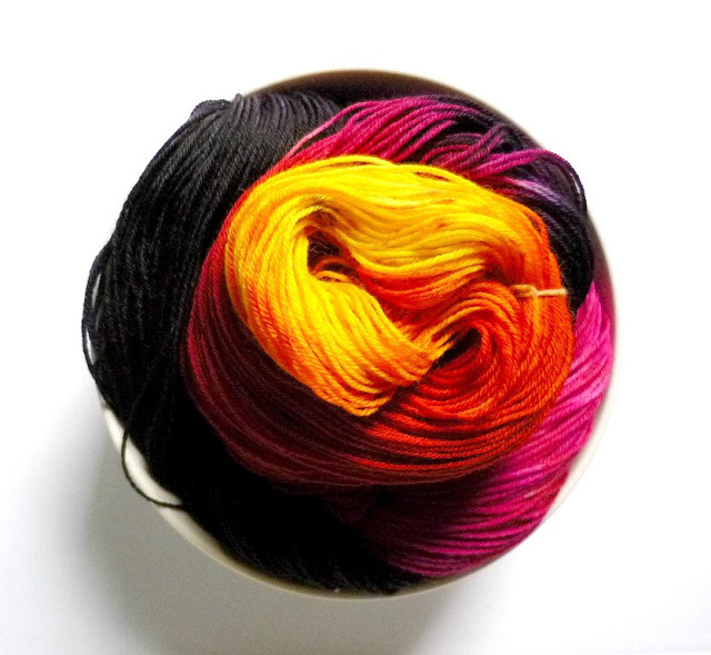 AbsoKnittinglutely Ball of wool