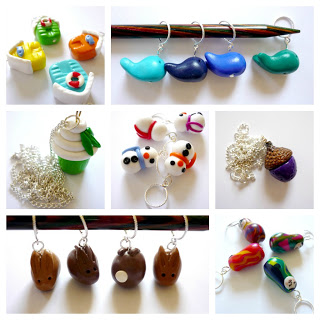 Abso-knitting-lutely Knitting stitch markers