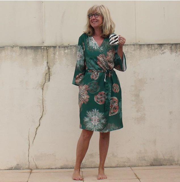 Patron de couture - Peignoir Hérens - Christine petitsbonheurs1
