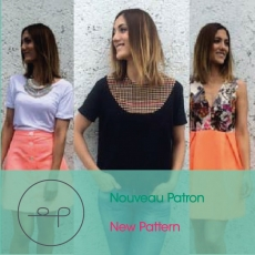 Launching | Sewing Pattern Line |