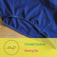 Sewing tip | How to sew a swimsuit |