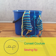 Sewing tip | Taking care of your swimsuit |