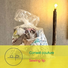 Sewing Tip | Zero Waste |