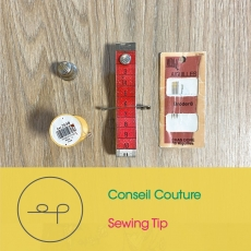 Sewing Tip | Reduce your expenses