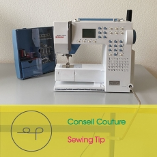 Sewing Tip | Choosing your first sewing machine |